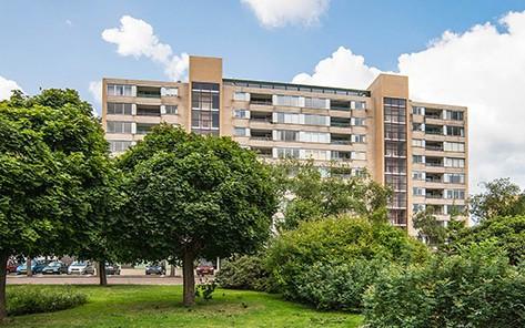 De Statenhof, ECR, Leiden
