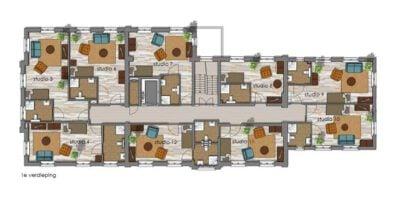 zorgvilla-waalre-rosorum-eindhoven-plattegrond-eerste-verdieping
