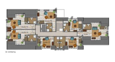 zorgvilla-waalre-rosorum-eindhoven-plattegrond-tweede-verdieping