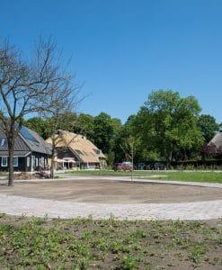 Zorgvilla Verzorgd Wonen in Exloo - Tuin 1