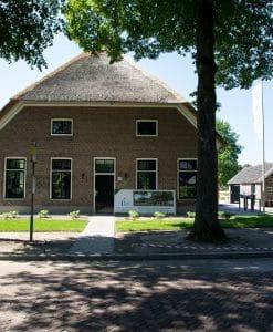 Zorgvilla Verzorgd Wonen in Exloo - Vooraanzicht Boerderij