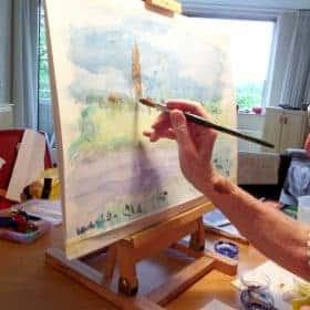 workshop-aquarel-schilderen-den-haag-ouderen