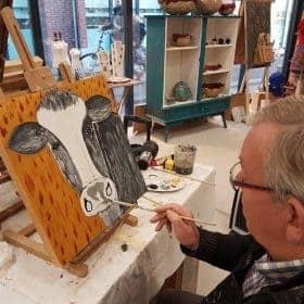 Workshops-schilderen-Raalte-Zwolle-Deventer-Almelo